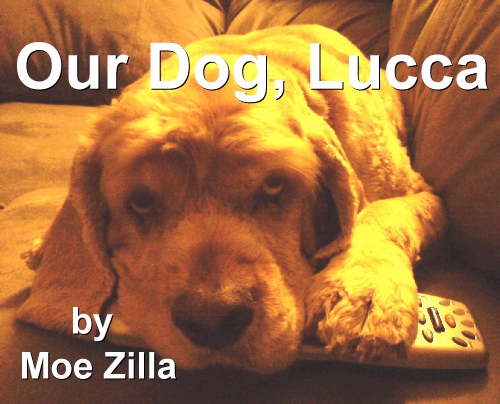 Funny free Kindle ebook about our dog