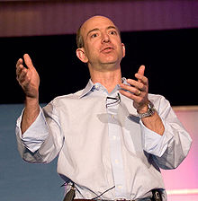 Amazon&#039;s Jeff Bezos on the Kindle