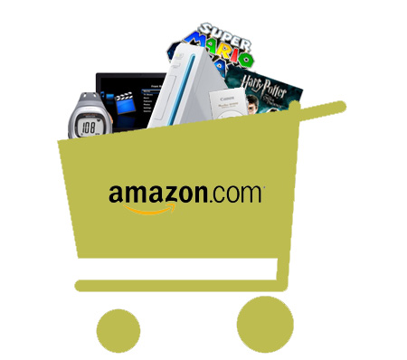 Amazon online shopping books