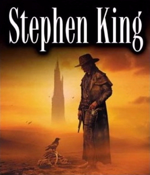 The Dark Tower book cover by Stephen King