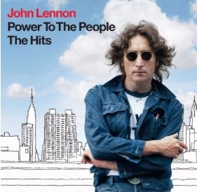 John Lennon record mp3 album cover - Power to the People