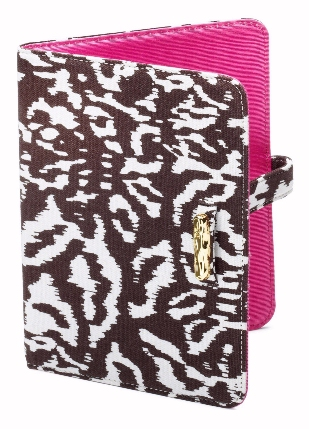 Diane von Furstenberg Kindle purse cover with latch