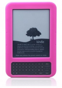 Pink Kindle skin gift cover