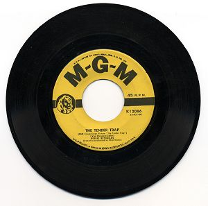 45 rpm vinyl record single