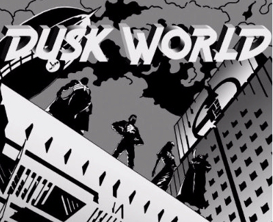 Dusk World - new Amazon Kindle game