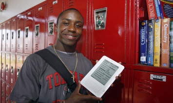 Clearwater Florida high school uses Kindles