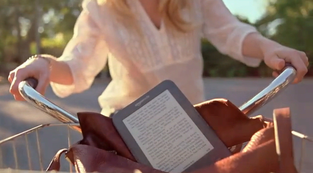 More Surprising Lyrics From Kindle Ads – Me and My Kindle