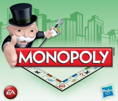EA's Monopoly for the Kindle