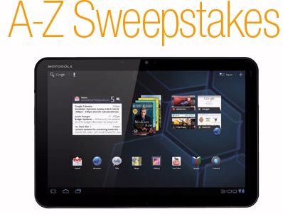 New Amazon Android tablet computer contest