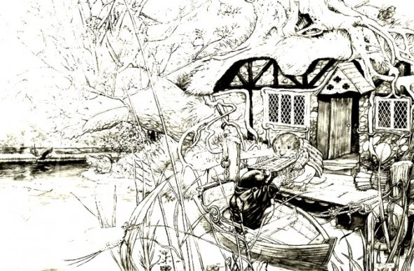 Free ratty wind in the willows coloring pages for Wind in the willows coloring pages
