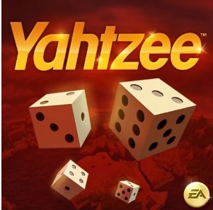 Electronic Arts releases Yahtzee on Kindle