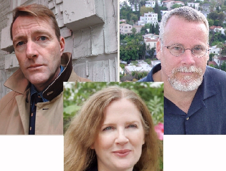 Three authors sell one million Kindle e-books - Michael Connelly, Lee Child and Suzanne Collins
