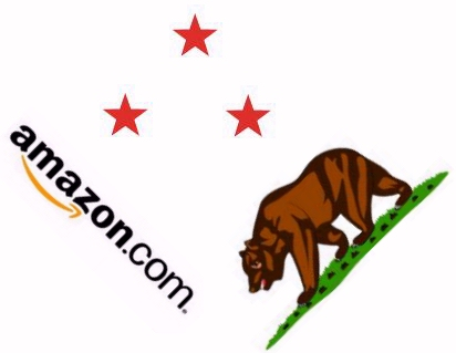 Amazon referendum vs California state sales tax
