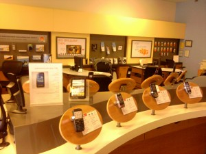 AT&T Store (inside)