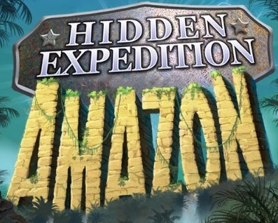 Hidden Expedition Amazon game for Kindle
