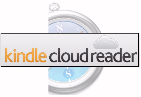 Kindle Cloud Reader and Safari logo