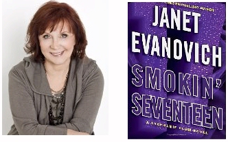 Stephanie Plum book author Janet Evanovich