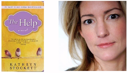 The Help author Kathryn Stockett