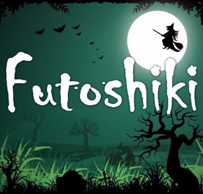 Kindle game Futoshiki - Halloween edition