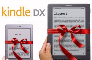 Amazon announces Black Friday sale on Kindle DX