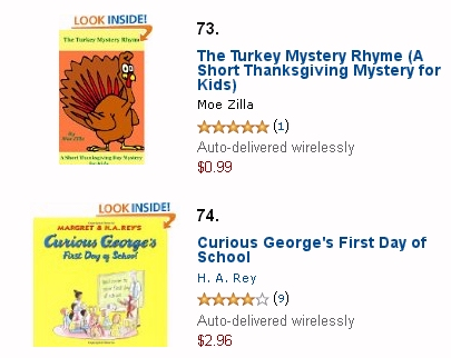 Curious George ebook