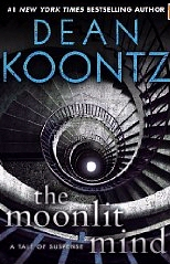 Dean Koontz cover for Moonlit Mind