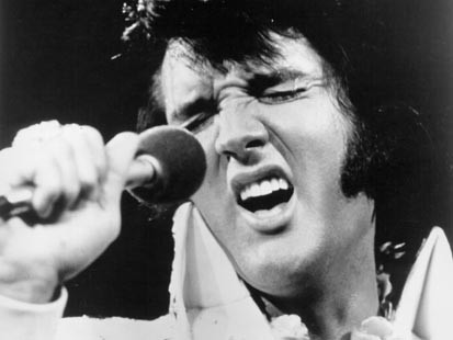 Elvis Presley Meets the Kindle – Me and My Kindle