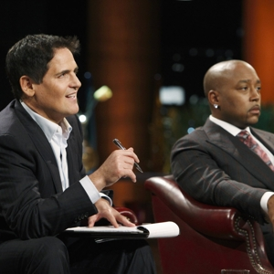 Mark Cuban on Shark Tank