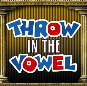 Throw in the Vowel - a Kindle word game