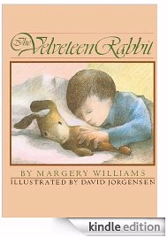 The Velveteen Rabbit cover illustration