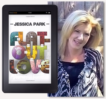 Jessica Park - author of Flat-Out Love