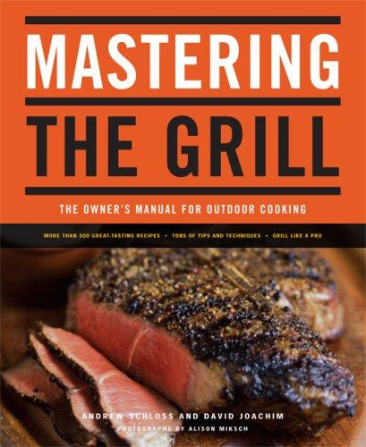 Mastering the Grill book cover