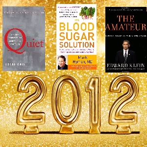 Three Surprising Books Were Among Amazon's 10 Best-Sellers of 2012