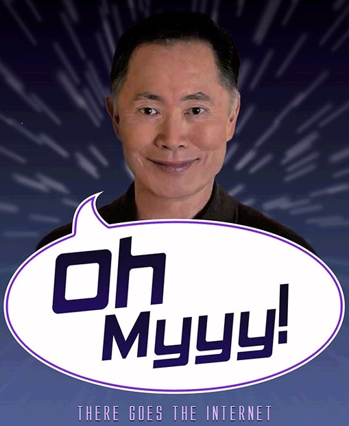 George Takei Oh Myy ebook cover