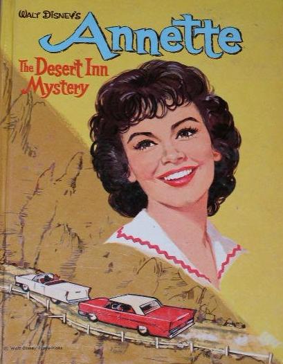 Annette Funicello_Desert Inn Mystery