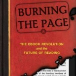 Cover of Burning the Page