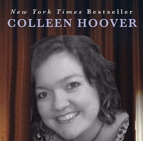 Colleen Hoover, bestselling author of Slammed