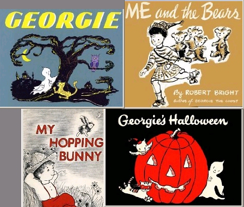 Georgie the Ghost and other children's picture books by Robert Bright