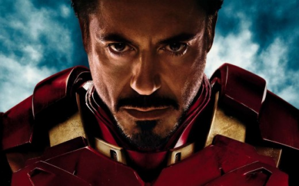 Tony Stark from Iron Man 3