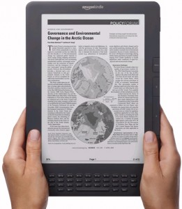 Kindle DX on sale in 2013