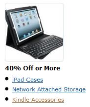 Amazon 4th of July Electronics Sale 2013