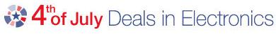 Amazon 4th of July Electronics Sale