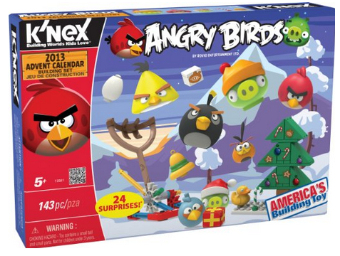 Angry Birds Advent Calendar