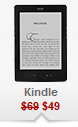 Amazon discounts Kindle to 49