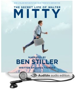 Ben Stiller reads free Audible audiobook of The Secret Life of Walter Mitty