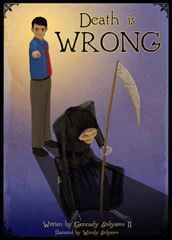 Death is Wrong Kindle ebook