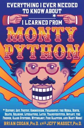 Monty Python book cover
