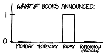 XKCD cartoonist publishes a What If book