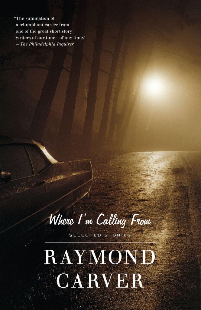 Cover of Where I'm Calling From by Raymond Carver