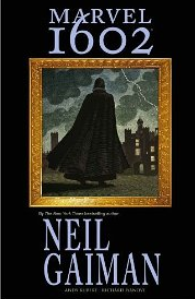 Neil Gaiman - 1602 graphic novel cover